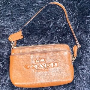 Tiny clutch COACH